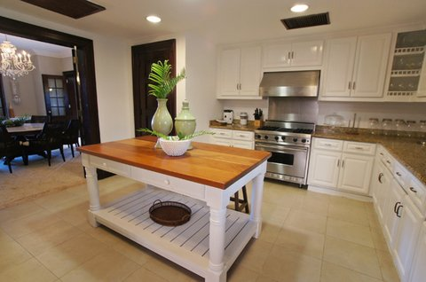 Tortuga Bay Hotel - House Kitchen - Corales
