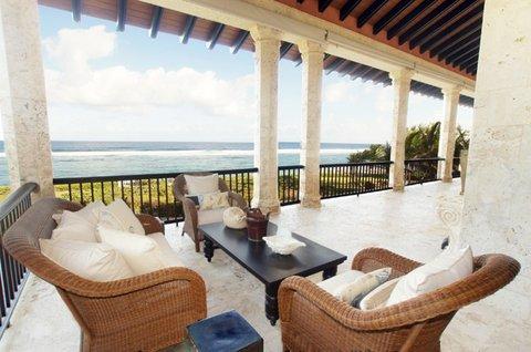 Tortuga Bay Hotel - House Patio - Corales