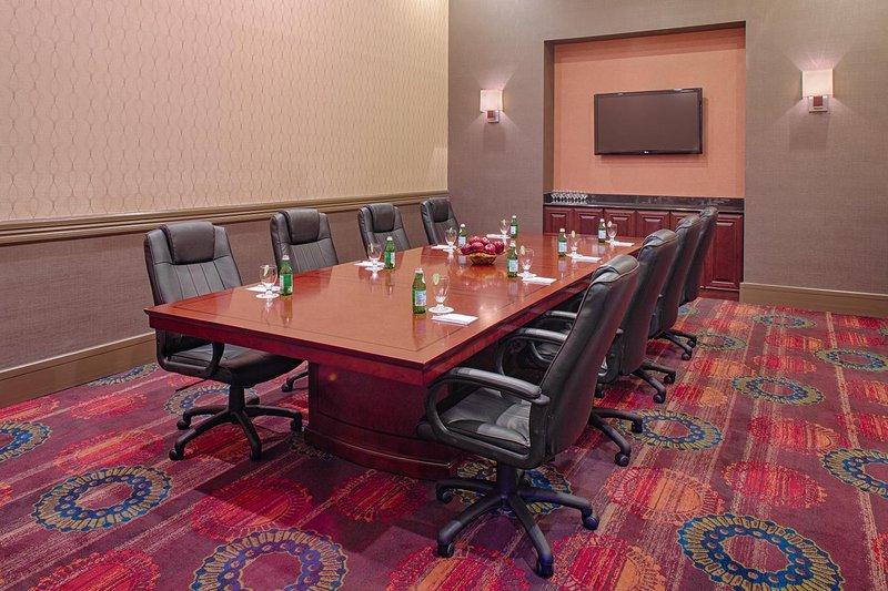Crowne Plaza Hotel  Dayton Tagungsraum