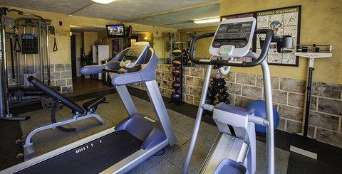 Ramada Plaza Nags Head Oceanfront - Precor Fitness Center