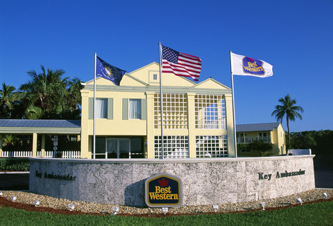 BEST WESTERN Key Ambassador Resort Inn - Exterior