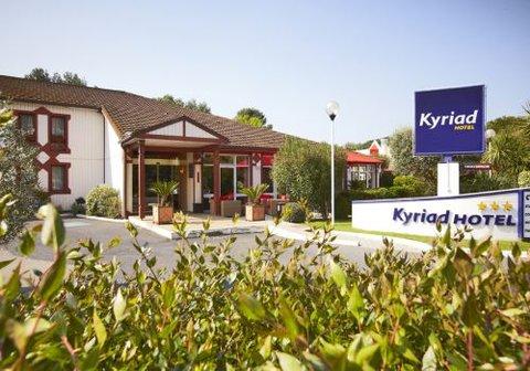 Kyriad - Nimes Ouest - Exterior View