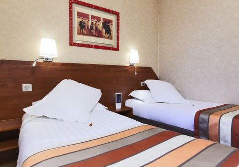Kyriad - Nimes Ouest - Twin Room