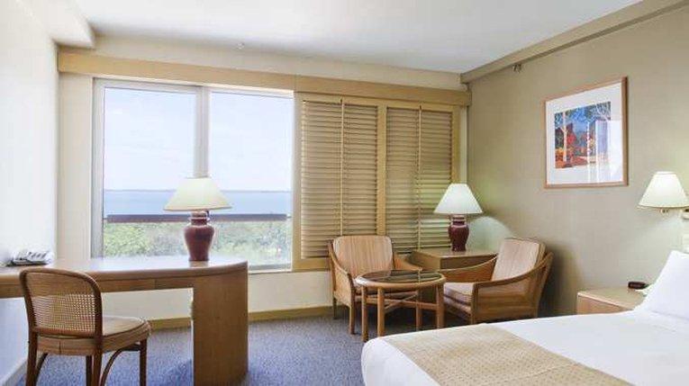 DoubleTree by Hilton Hotel Darwin Vista della camera