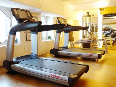香港柏宁铂尔曼酒店 - Fitness Centre