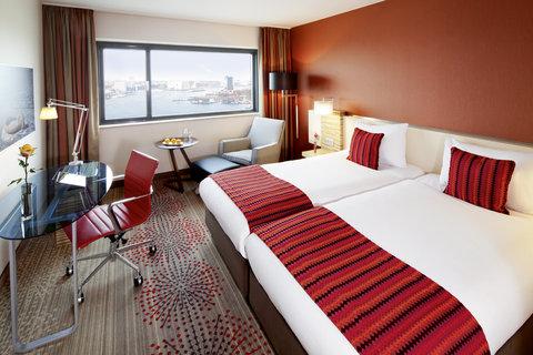 Moevenpick Hotel Amsterdam City Centre - Executive Room
