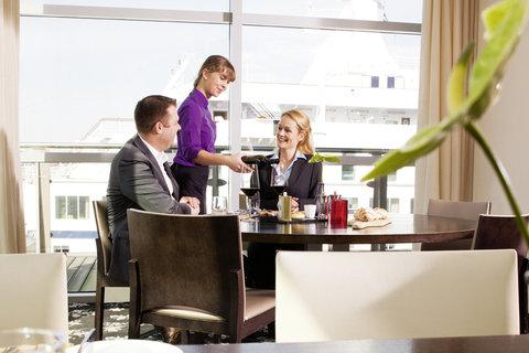 Moevenpick Hotel Amsterdam City Centre - Silk Road dining
