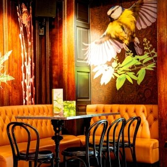 Oddfellows Chester Hotel - Lounge Bar