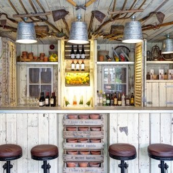Oddfellows Chester Hotel - Potting Shed Bar