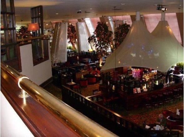 Crowne Plaza Hotel Glasgow Buitenaanzicht
