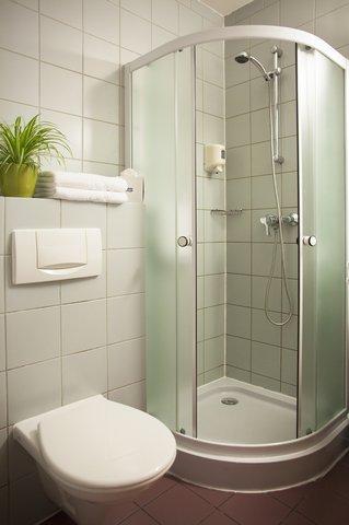 City Hotel Ring - Bathroom