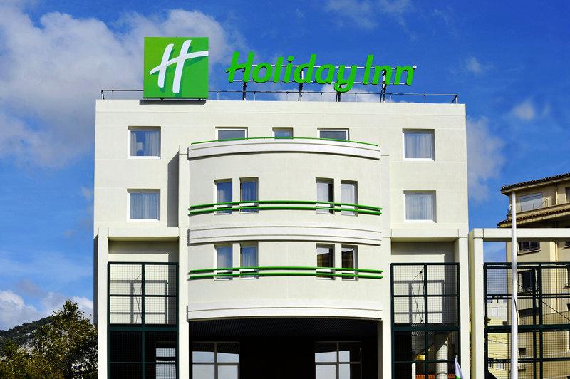 Holiday Inn Garden Court Toulon City Centre Außenansicht