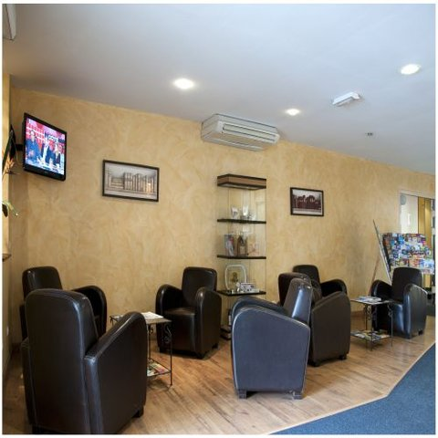 Hotel Kyriad Sete Balaruc - Lounge