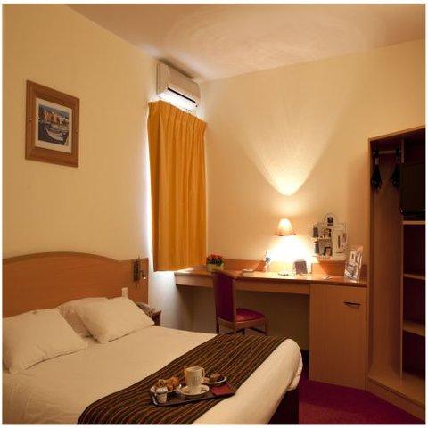 Hotel Kyriad Sete Balaruc - Double Room