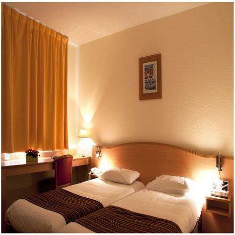 Hotel Kyriad Sete Balaruc - Twin Room