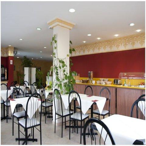 Hotel Kyriad Sete Balaruc - Restaurant