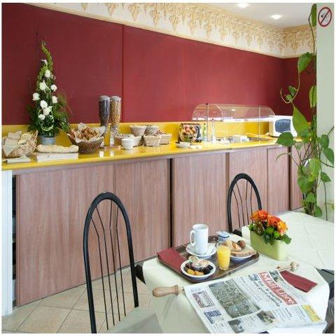 Hotel Kyriad Sete Balaruc - Buffet