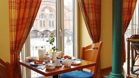 Star Inn Hotel Bremen Columbus - Restaurant