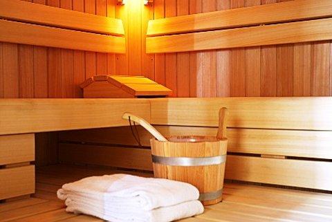 Star Inn Hotel Bremen Columbus - Sauna