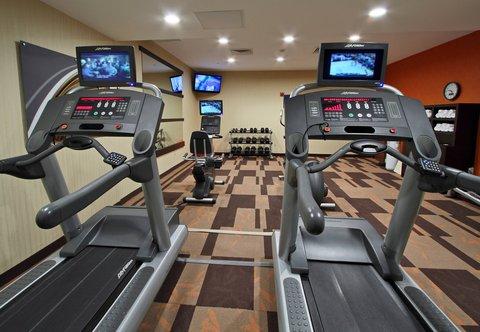Courtyard by Marriott Rockaway Mount Arlington - Fitness Center