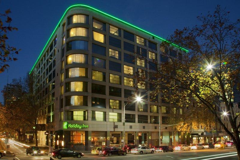 Holiday Inn ON FLINDERS MELBOURNE Vista exterior
