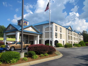 Best Western Executive Inn & Suites Columbia