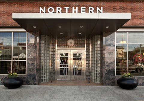 Northern Hotel Summit Hotels and Resorts - Hotel Entrance