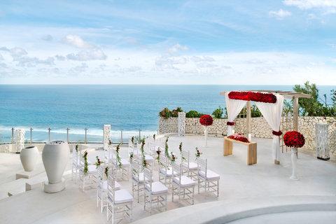بانيان تري أونغاسان - Wedding Setup at Ju-ma-Na