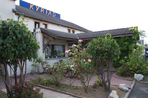 Kyriad - Caen Sud IFS - Exterior View