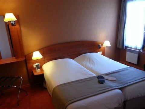 Kyriad - Caen Sud IFS - Twin Room