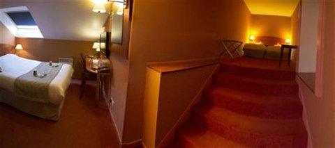 Kyriad - Caen Sud IFS - Family Room