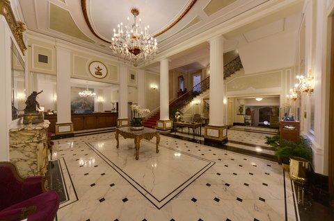 Grandhtl Majestic Gia Baglioni - Lobby