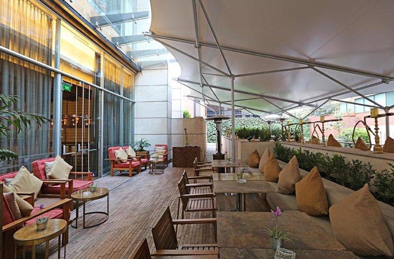 JW Marriott Hotel Bogota Gastronomi
