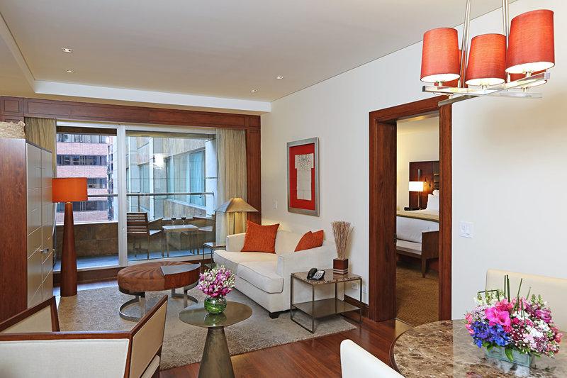 JW Marriott Hotel Bogota Billede af værelser