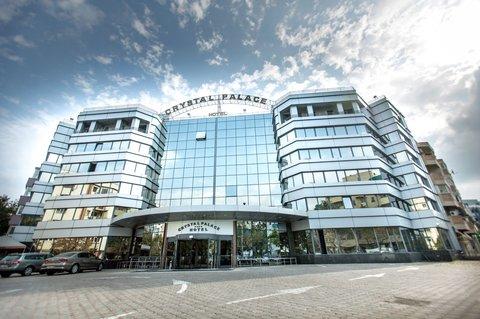 Crystal Palace Hotel - Exterior
