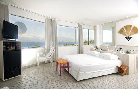 ذا مرمرة أنطاليا - Revolving Loft Club Room at The Marmara Antalya