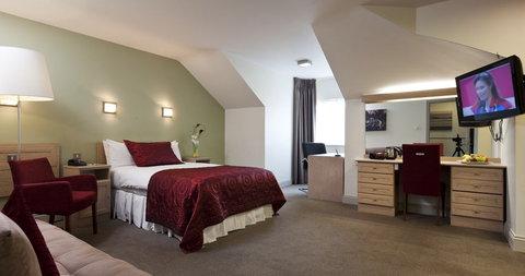 Sandymount Hotel - Bedroom