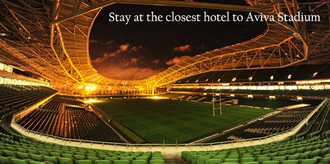 Sandymount Hotel - Closest Hotel to Aviva Stadium