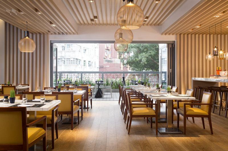 Hotel Indigo Hong Kong Island Gastronomy