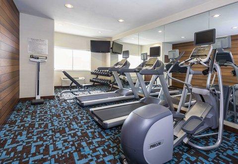 Fairfield Inn & Suites Holland - Fitness Center