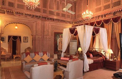 Laxmi Niwas Palace Historic Hotels Worldwide - Suite Laxmi Niwas Palace Bikaner Hotel