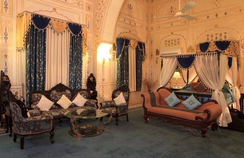 Laxmi Niwas Palace Historic Hotels Worldwide - Suitess Laxmi Niwas Palace Bikaner Hotel