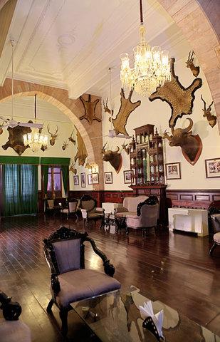 Laxmi Niwas Palace Historic Hotels Worldwide - Bar Laxmi Niwas Palace Bikaner Hotel