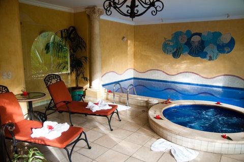 Parador Resort & Spa - Spa Pool