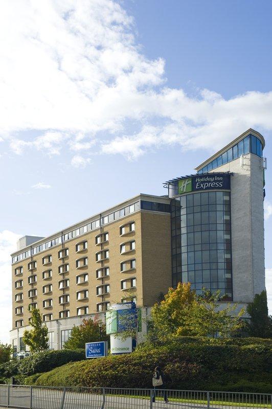 Holiday Inn Express London-Greenwich-A102(M) Kilátás a szabadba