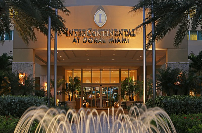 InterContinental West Miami Fasad