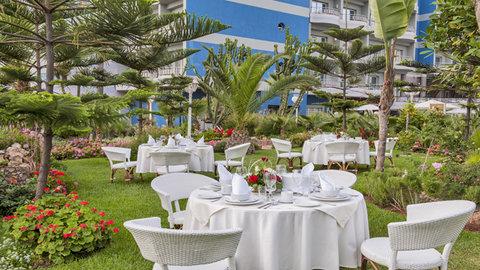 فندق كلوب فال دي انفا - Garden