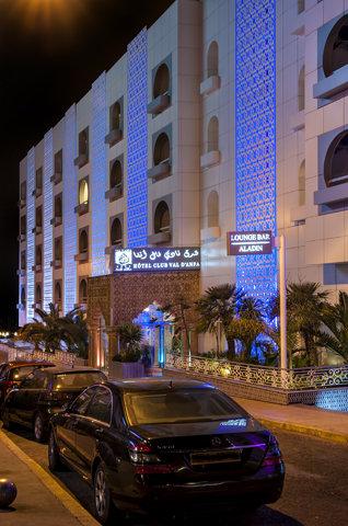 فندق كلوب فال دي انفا - Hotel Exterior
