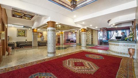 فندق كلوب فال دي انفا - Lobby