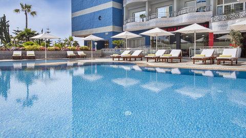 فندق كلوب فال دي انفا - Pool